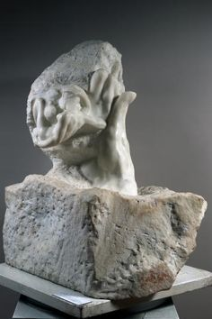 The Hand of God - Auguste Rodin - A large right hand, itself emergin. Auguste Rodin, Musée Rodin, Modern Sculpture, Abstract Sculpture, Bronze Sculpture, Wood Sculpture, Metal Sculptures, Camille Claudel, Emotions Revealed