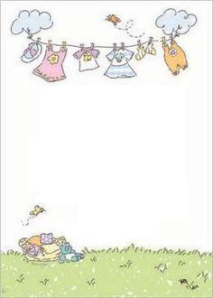 Perfect Los Duendes Y Hadas De Ludi: Imagenes Baby Shower ( Para Tarjetas E  Invitaciones)