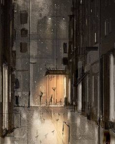 Pascal Campion「The crack in the clouds」