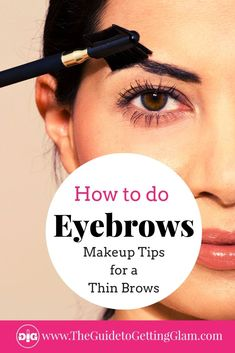 Makeup tips for how to fill in eyebrows. This technique will teach you how to fill in your eyebrows with pencil and powder for the most natural look. Makeup Artist Tips, Eyebrow Makeup Tips, Smoky Eye Makeup, Best Makeup Tips, Body Makeup, Eyebrow Pencil, Makeup Tricks, Makeup Ideas, Eyebrow Wax