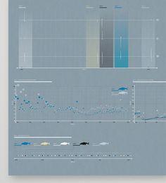 Biological dissertation poster by Martin Oberhäuser, via Behance