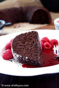 Quinoa Chocolate Cake Recipe |   Moist Chocolate Cake Recipe