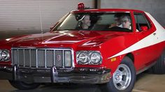 To this day it's still my dream car. Paul Michael Glaser, David Soul, Starsky & Hutch, Movies And Series, Movie Cars, Old Shows, 80s Kids, Car Ford, Old Tv