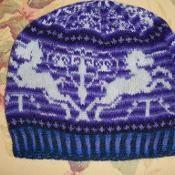 Unicorn Hat - via @Craftsy