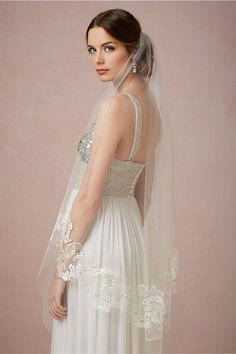 BHLDN http://www.modwedding.com/2014/06/02/new-wedding-hairstyles-inspiration/ #weddings #hairstyle