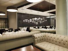 Jumeirah Emirates Towers, Hotel, Dubai - Alfie's Restaurant