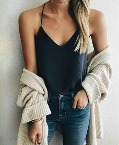 Beautiful and trendy outfit blue blouse whith Jean