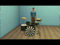 Playable drums. Hello I have finished this item. They are playable drums with custom sound that you can replaced with your own drums music. You can play them or give a concert and get money from