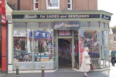 Love foraging for classic clothes, homewares and other discarded gems? Maud's Emporium is just one of 20 great hunting grounds in Bexhill  http://dunescape.co.uk/a-foragers-guide-to-the-brilliant-vintage-and-charity-shops-of-bexhill/