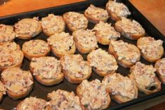 Bites to receive without stress! Seafood Appetizers, Appetizers For Party, Appetizer Recipes, Healthy Breakfast For Kids, Healthy Dessert Recipes, Desserts, Appetisers, Hors D'oeuvres, Freezer Meals