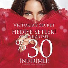 Yeni yıl hediyeleri Maltepe Park'ta Victoria's Secret hediye setleri yeni yıla özel %30 indirimiyle sizi bekliyor. #HayatMaltepeParkta