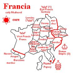 FRANCIA, the Franks, France, Burgundy, Italy, Germany Royal Family Trees, Family Tree Chart, French Royalty, Galo, Old Pictures, Ancestry, Genealogy, Burgundy, Germany