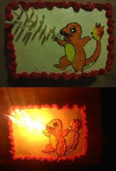 Birthday cake.... Would be awesome.