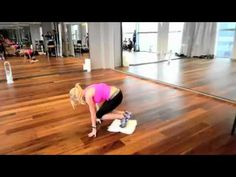 Tracy Anderson's Biggest Secret to a Flat Stomach - YouTube
