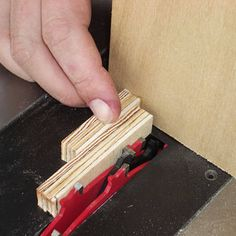 How To Make Flawless Box Joints