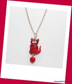 Kitty Cat Kids Jewelry ~ Shoppingbuyfaith.com ~ #jewelryforkids