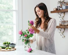 While the healthy food culture that runs rampant in L.A. isn'tthe first (second or third) thing that comes to mindwhen we imagine life in London, Ella Woodward is paving a new path with her cult blog, books and even a new restaurant...