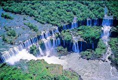 Estado de Paraná - Cataratas do Iguaçú