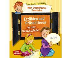 Methoden- und Praxisbuch: Mein #Erzähltheater #Kamishibai - Erzählen und Präsentieren in der #Grundschule #Betzold #Betzoldkiga
