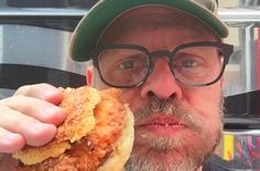 The traveling science-centric foodie got his grub on while in Richmond. Check out where he ate!