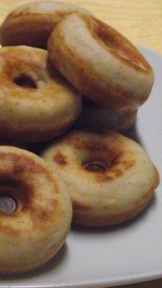 Sem receitas: Donuts (sem gluten, sem lactose, sem açucar)