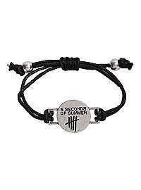 HOTTOPIC.COM - 5 Seconds Of Summer Cord Bracelet