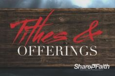 Present the continued Gospel theme with this ministry tithes and offerings video. #Sharefaith #Easter #EasterMedia #Faith #ChurchMedia #VideoLoop