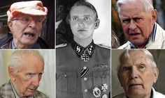 Faces of world's most wanted Nazis: The last chance to bring Third Reich war criminals to justice
