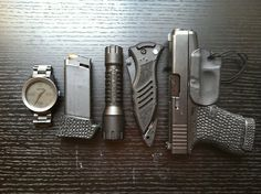 Everyday Gun's EDC as of last month Submitted By:...
