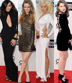 AMAs 2013 Best Dressed