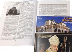Prima Recensione di Oltre il Mio Destino ne la Casa sulla Roccia, bollettino parrocchia di Varallo
