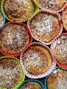 Lust auf Muffins obwohl du nicht einkaufen warst? Kein Problem: Aus nur zwei…