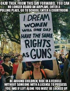 liberal ignorance:  People really need to know what their talking about before they speak or write a sign.