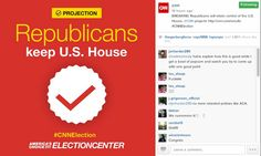 CNN prepared images for Instagram that were really easy to see on mobile. /mk