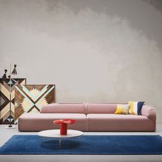 Ideology has shaped the very sofa on which I sit. See more: http://www.covethouse.eu/