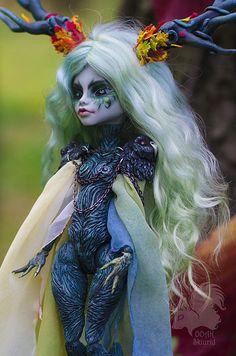 Custom MH Dolls by Skiurid