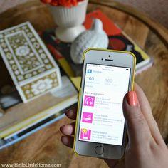 Bing Rewards Mobile App   Hello Little Home #BingBlogger
