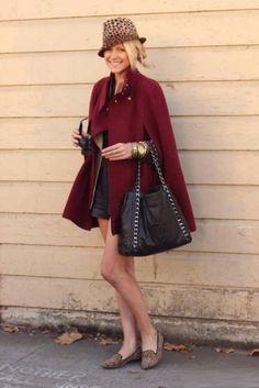 Пальто-пончо (64 фото): с чем носить, модели с капюшоном, в клетку, с поясом, с рукавами