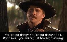 Вэл Килмер, как Doc Holliday ❤❤❤