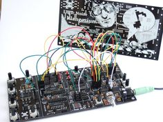 4046 vco synth - Google Search