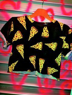 pizza shirt - I WANT