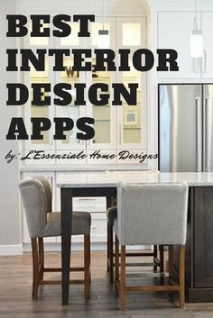 Several apps which make your life as an interior designer much easier.