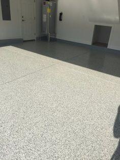 Wilmington/ North Carolina/ Waterproof/ GraniFlex/ Epoxy Flakes/ Salt Resistant/ Garage