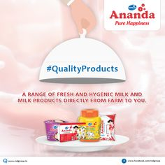 Say cheers to a Healthy life with #Ananda !! When Ananda products are filled with the goodness of nutritions, you can't avoid it! http://www.rsdgroup.in