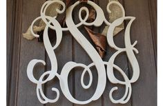 L-O-V-E all the sales,  like this 3 Letter 18 Inch Wooden Monogram 39% off at Groopdealz.  These were $38 in my local store. @GroopDealz price?  only $24!