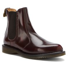 Dr Martens Flora Chelsea Boot found at #OnlineShoes