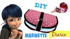 MARINETTE- DIY- DIARIO