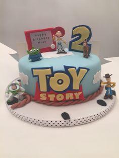 Dundee united football cake birthday cakes pinterest dundee toy story cake publicscrutiny Images