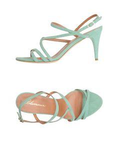 Blumarine Damen - Schuhe - Sandale mit absatz Blumarine auf YOOX