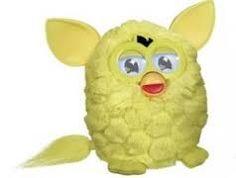 Great Brand New Yellow Furby - No Box